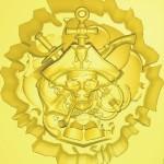 пиратский герб