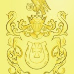 рыцарский герб 2