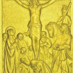12 Иисус умирает на Кресте