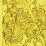 2 Иисус принимает Свой Крест.